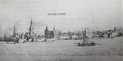 Düsseldorf um 1600